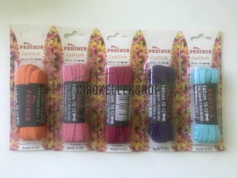 Pedibus-színes-lapos-cipőfűző