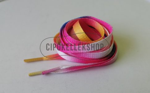 Szivárvány-cipőfűző-(rózsaszínes)