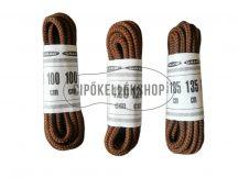 Vastag barna gömbölyű cipőfűző