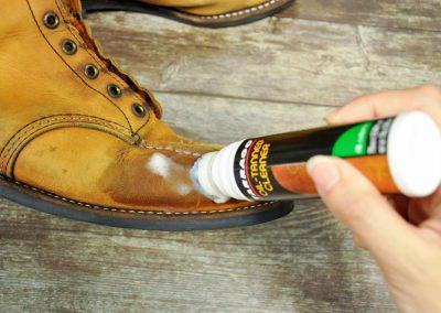 Kép 4: Tarrago-zsírosbőr-tisztító-használata