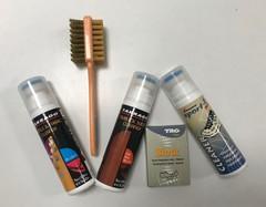 Cipőtisztítás, bőr tisztítás